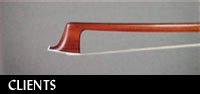 viola bow by Lee Guthrie bow maker